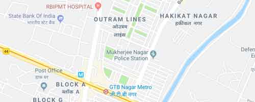 Properties in GTB Nagar