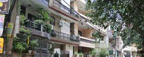 Residential Properties in GTB Nagar Delhi